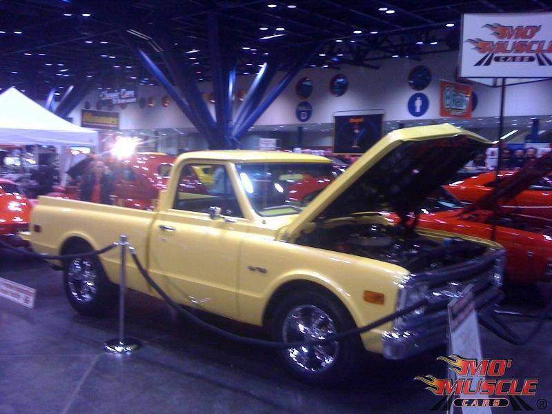 2010 Houston Autorama - Mo Muscle Cars