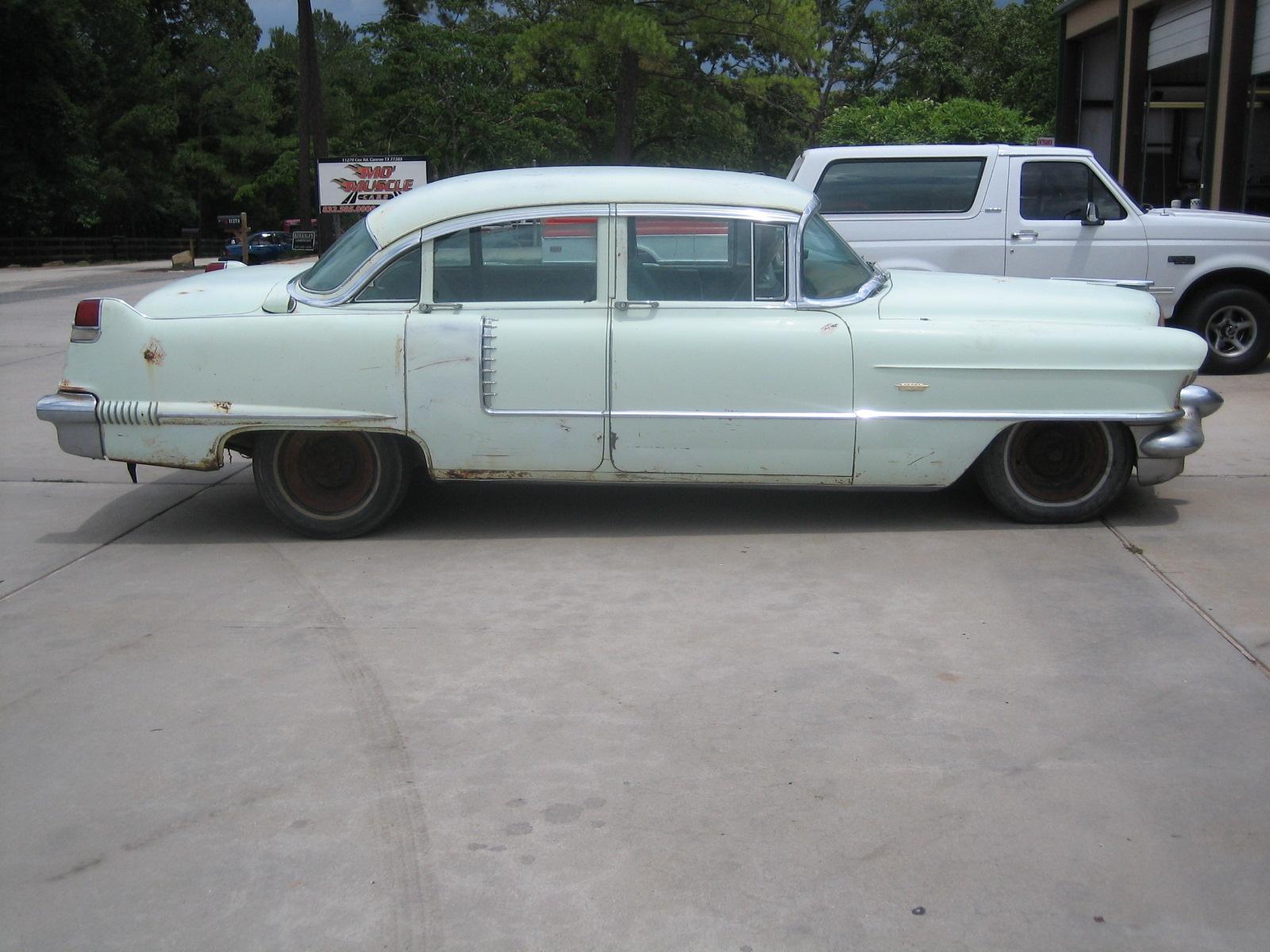 1956 Cadillac Mo Muscle Cars