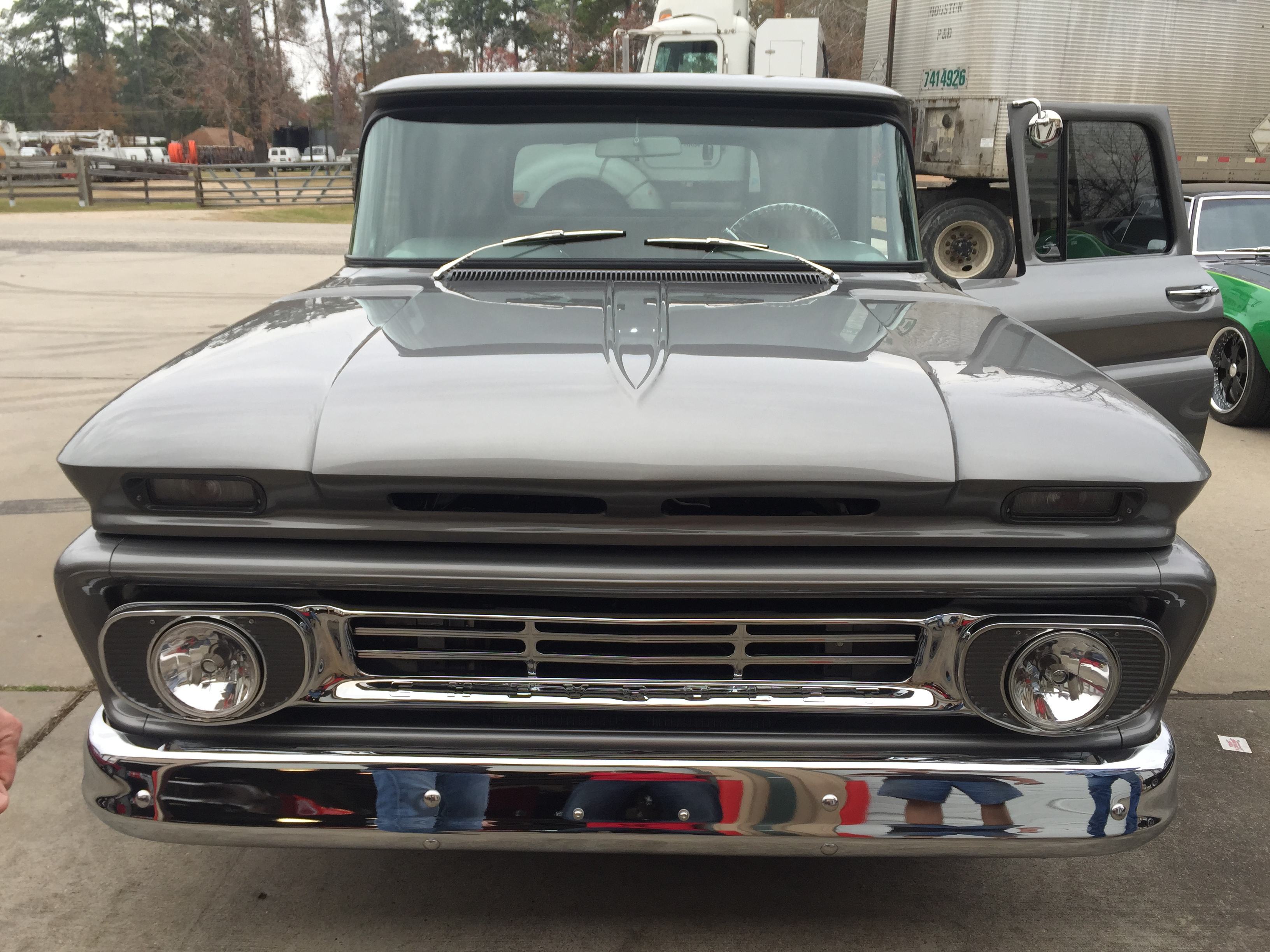 1962 Chevy Truck - Mo Muscle Cars