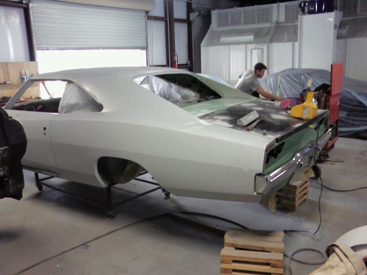 Full Restoration Of 68 Charger Mo Muscle Cars