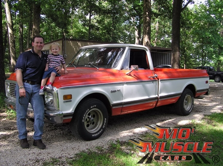 Full Restoration Of 72 Chevy Truck Mo Muscle Cars