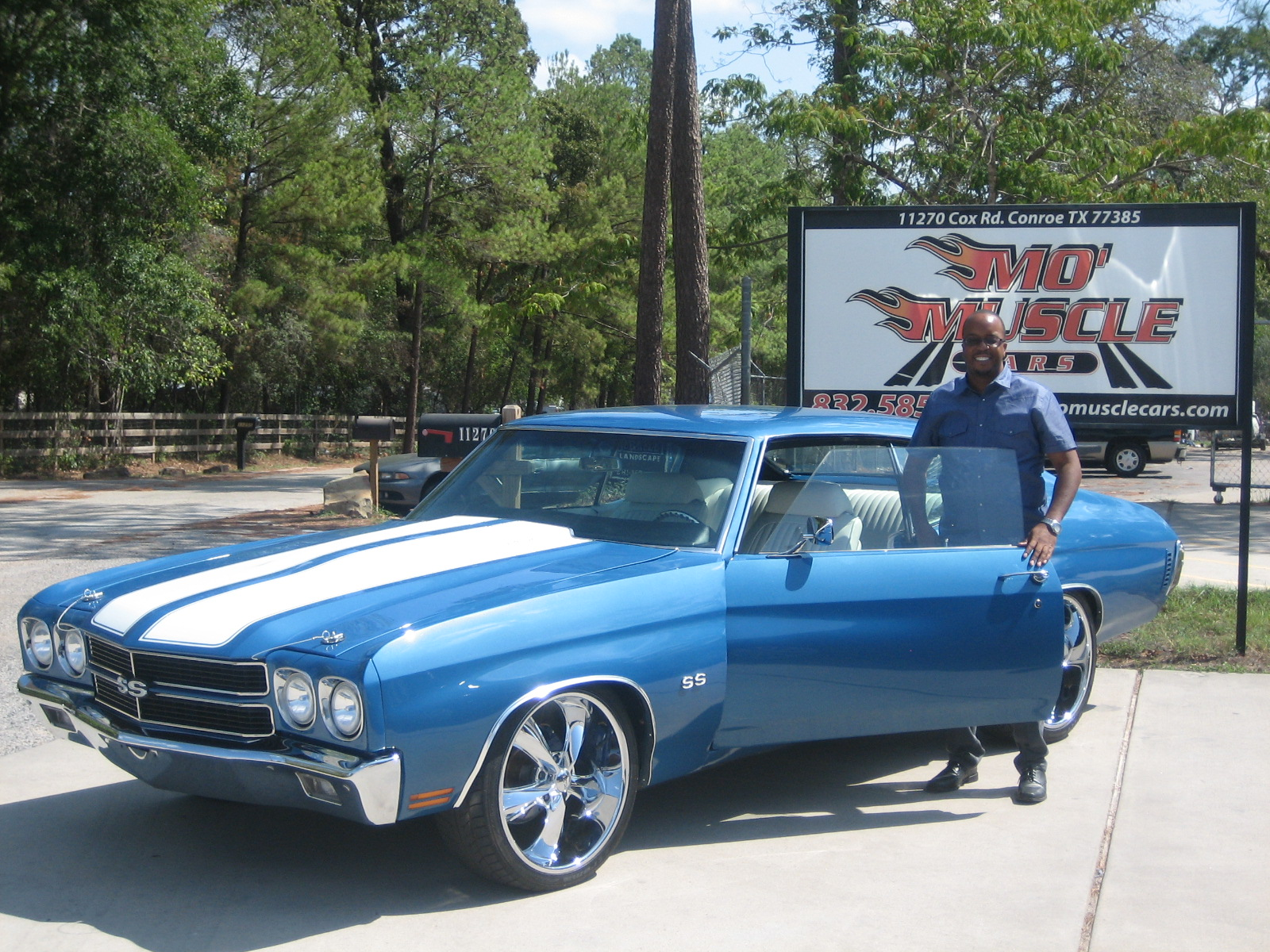 Newsletters Archives - Mo Muscle Cars