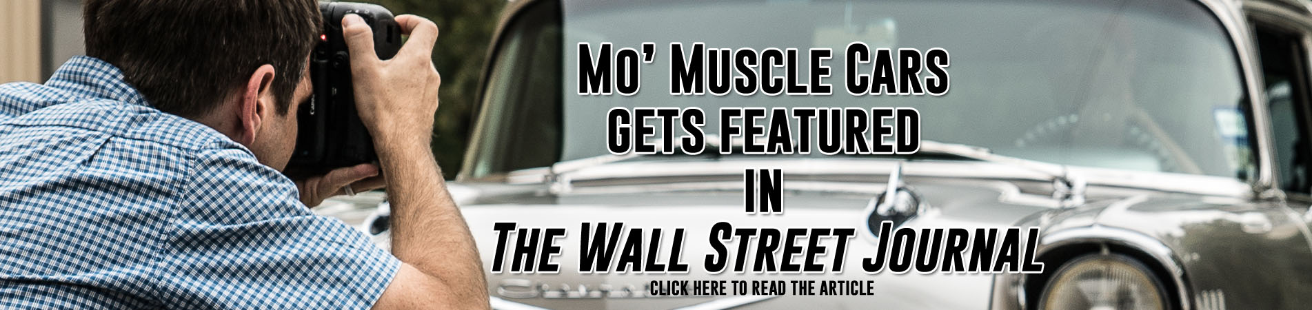 Muscle & Classic Car Restoration Houston | Mo\' Muscle | Conroe ...