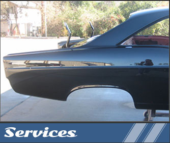 Muscle & Classic Car Restoration | Mo' Muscle | Houston, Conroe